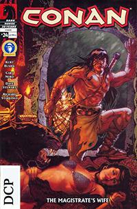 Conan (Dark Horse) #24