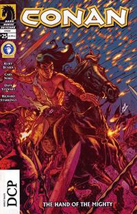 Conan (Dark Horse) #25