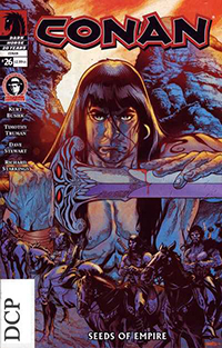 Conan (Dark Horse) #26
