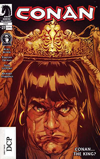 Conan (Dark Horse) #27