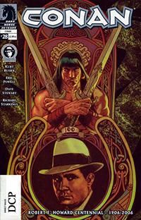 Conan (Dark Horse) #28