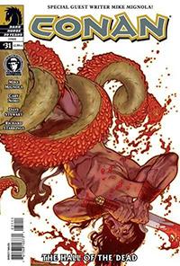 Conan (Dark Horse) #31
