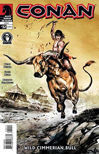 Conan (Dark Horse) #32