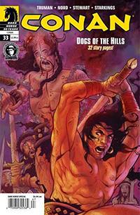 Conan (Dark Horse) #33
