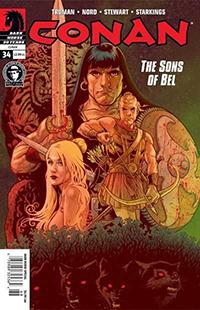 Conan (Dark Horse) #34