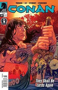 Conan (Dark Horse) #35