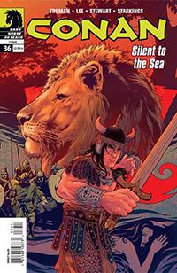 Conan (Dark Horse) #36