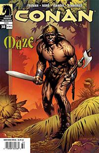 Conan (Dark Horse) #38