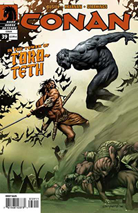 Conan (Dark Horse) #39