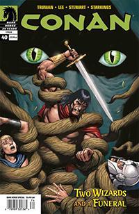Conan (Dark Horse) #40