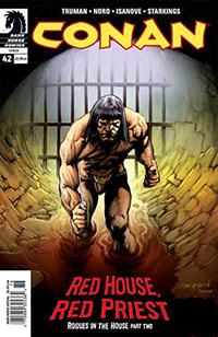 Conan (Dark Horse) #42