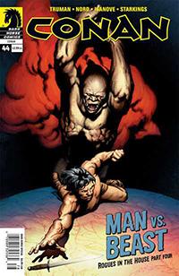 Conan (Dark Horse) #44