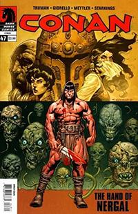 Conan (Dark Horse) #47