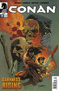 Conan (Dark Horse) #48