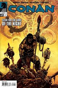 Conan (Dark Horse) #49