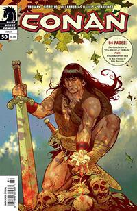 Conan (Dark Horse) #50