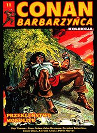 Conan Barbarzyńca Kolekcja #11