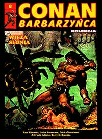Conan Barbarzyńca Kolekcja #8