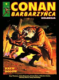 Conan Barbarzyńca Kolekcja #9