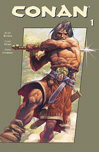 Conan (Egmont) #1