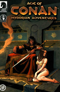 Age of Conan. Hyborian Adventures (Dark Horse/Fun Com)