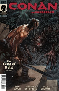Conan the Barbarian (Dark Horse) #24
