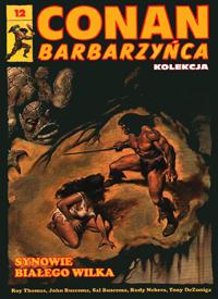 Conan Barbarzyńca Kolekcja #12