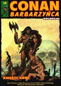 Conan Barbarzyńca Kolekcja #14