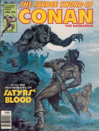 The Savage Sword of Conan the Barbarian (Marvel) #051