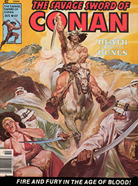 The Savage Sword of Conan the Barbarian (Marvel) #057
