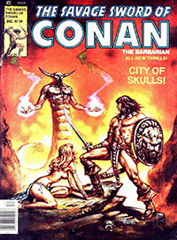 The Savage Sword of Conan the Barbarian (Marvel) #059