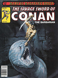 The Savage Sword of Conan the Barbarian (Marvel) #061
