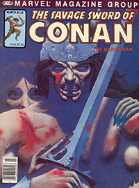 The Savage Sword of Conan the Barbarian (Marvel) #062