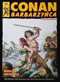 Conan Barbarzyńca Kolekcja #17
