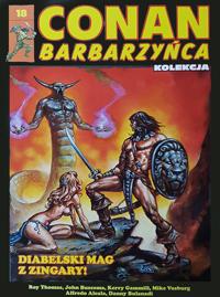 Conan Barbarzyńca Kolekcja #18