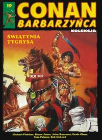 Conan Barbarzyńca Kolekcja #19