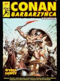 Conan Barbarzyńca (Hachette) #27