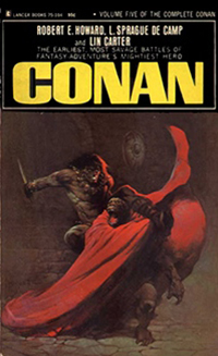 Robert E. Howard, L. Sprague De Camp, Lin Carter: Conan