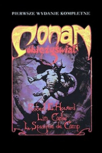 Robert E. Howard, L. Sprague De Camp, Lin Carter: Conan obieżyświat