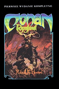 Robert E. Howard, L. Sprague De Camp: Conan ryzykant