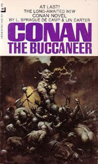 Lin Carter, L. Sprague De Camp: Conan the Buccaneer