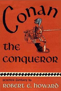 Robert E. Howard: Conan The Conqueror (wydanie I, Gnome Press, 1950)