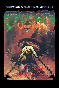 Robert E. Howard, L. Sprague De Camp: Conan uzurpator