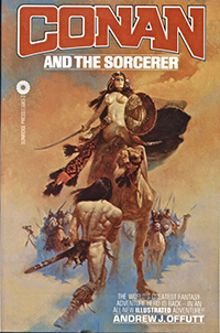 Andrew J. Offutt: Conan and the Sorcerer