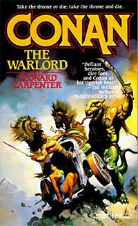 Leonard Carpenter: Conan The Warlord