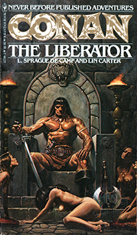 L. Sprague de Camp, Lin Carter: Conan the Liberator