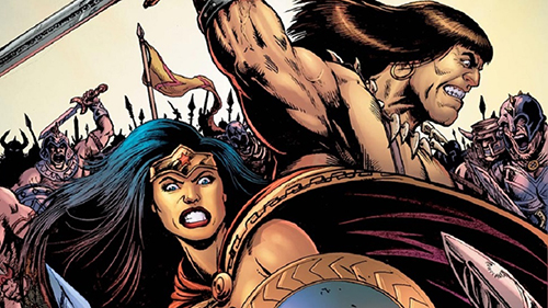 Conan / Wonder Woman