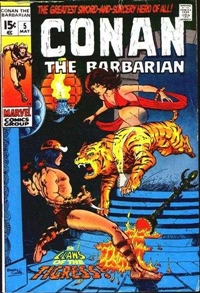 Conan the Barbarian #005