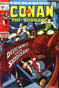 Conan the Barbarian #006