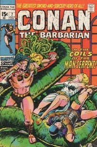 Conan the Barbarian #007